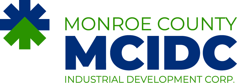 Monroe County Industrial Development Corp's logo.