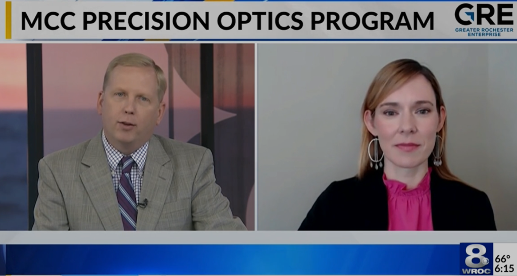 Why Roc TV interview with MCC's Dr. Alexis Vogt