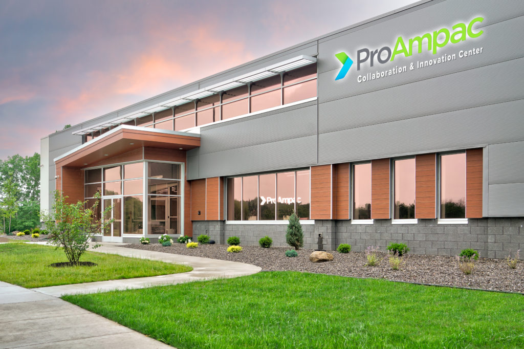 ProAmpac Collaboration and Innovation Center