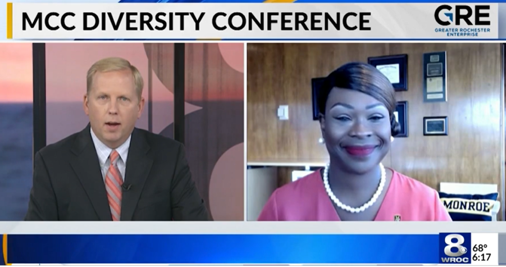 MCC President Discusses Diversity Conference